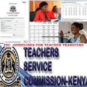 Teachers seeking promotions should meet the following qualifications