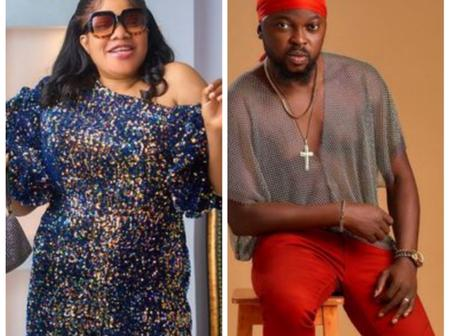 Toyin Abraham Reacts As Her Husband Shares New Post