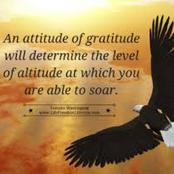 How To Develop An Attitude Of Gratitude, One Of the Key To Success