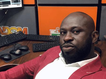 Throwback photos of Nana Osei Ampofo Adjei on Adom tv And his life background