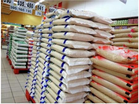 Check the new price of local and Foreign Rice as they increases
