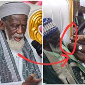 Chief Imam Sends A Simple Message To Ghanaians After Taking The Covid'19 Vaccine