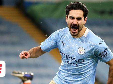 Guardiola Names a Player who is the Better Than Gundogan