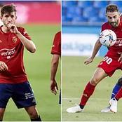 David García et Adrián, des pertes inattendues pour le match de dimanche au Camp Nou.