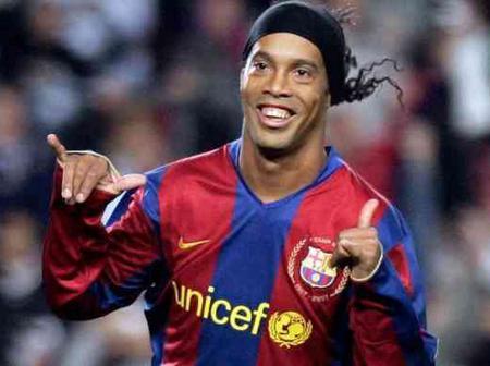 The real reason why the brilliant Ronaldinho left Barcelona