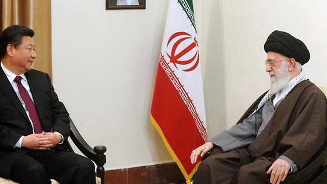 Comment l'Iran surjoue son rapprochementavec la Chine