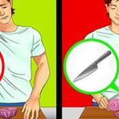 How to Cut Onions Without Tears: 7 Ways