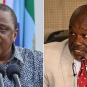 Reactions From Kenyans After Removal Of Ruto's Ally From His Position