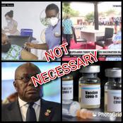 Public Display Of Akufo-Addo Receiving COVID-19 Vaccine Not Necessary- Here Is The Reason (Opinion)