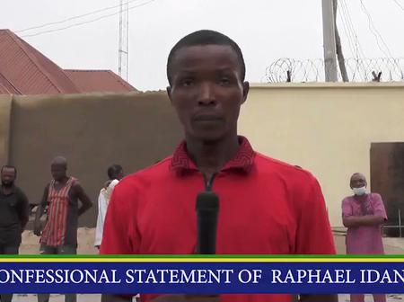I Am An ESN Member And We Shot 2 Policemen, Took 3 AK-47s, And Burned Their Vehicle - Suspect(Video)