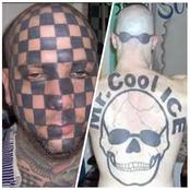 Check out pictures of people with the worst tattoo ever