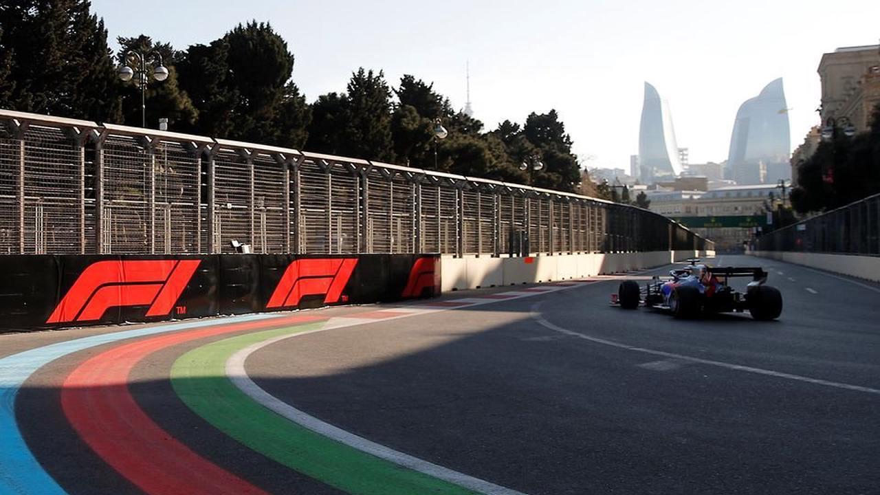 Azerbaijan Grand Prix 2021: How To Buy Tickets