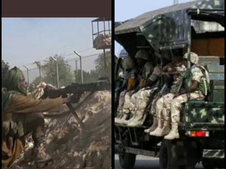 Mixed reactions as bandits ambush Army logistics convoy, steal N28 MILLION cash and weapons