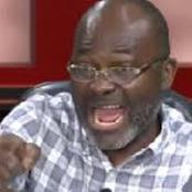 Kennedy Agyapong Finally Declare The Flag Bearer For NPP In 2024 election. (Details)