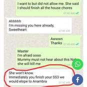 Angry Mother Vows To Sue Male Teacher Over Leaked Chat With Daughter