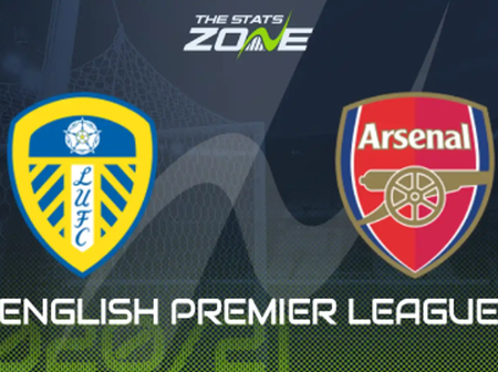 See Arsenal's Lineups that could give them 3 points against Leeds United