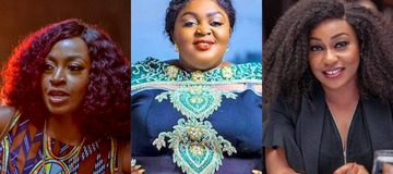 Top 10 Nollywood Actress That Are Over 40 Years Of Age With No Husband And They're Happy With It