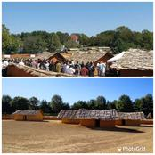 Photos Of The Amazing Igbo Village Which Is Now A Top Tourist Attraction In America
