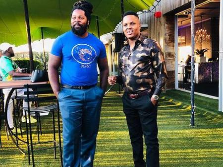 Big zulu left Mzansi Amazed after seeing his recent pictures