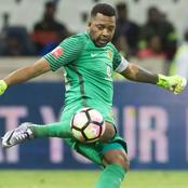 CAF Praises Khune's Distribution Abilities Despite Conceding 4