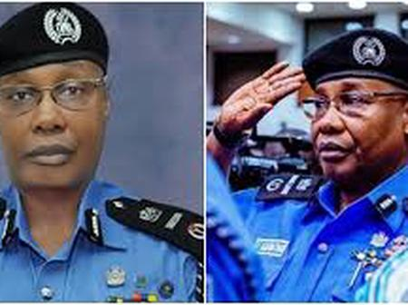 Change of Baton:Checkout What the New Ag. IGP Plans to do Inorder to Improve the Police Performance