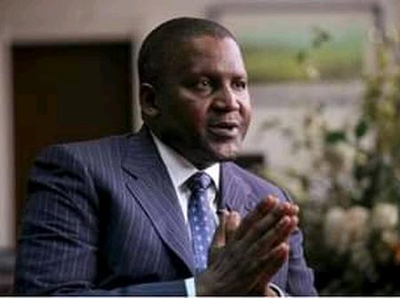 Dangote Has Finally Revealed The Actual Price Of His Cement in Nigeria