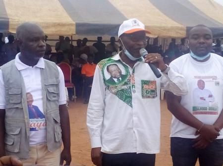 Législatives / L'ex maire de Vavoua aux populations de Bonoufla: voici les soldats du Président Ouattara