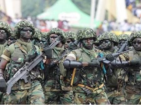 Nigerian Army makes important announcement for Nigerians who wish to join the army (How to Apply)
