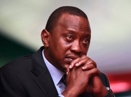 President Uhuru Kenyatta under fire after this latest developments from Murang'a
