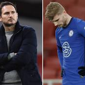 Timo Werner feels guilty for the sacking of Frank Lampard, See what he said