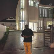 Don Jazzy shared photos of his recently acquired mansion