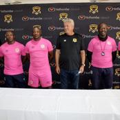 Kosta Papic has full control at Black Leopards