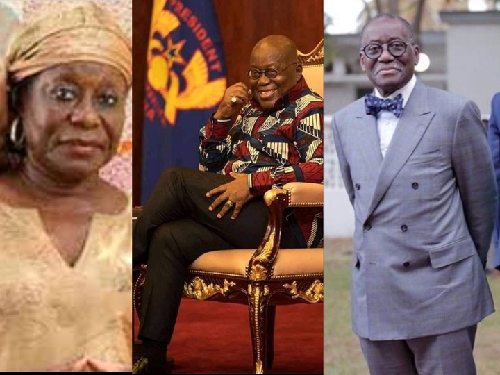 fec657d39b32f13c4db36e511dfe94d0?quality=uhq&resize=720 - Photos: Meet President Akufo-Addo's siblings from the oldest to the youngest