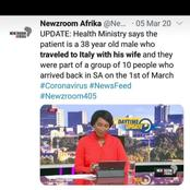 Health Ministry shares more bad news