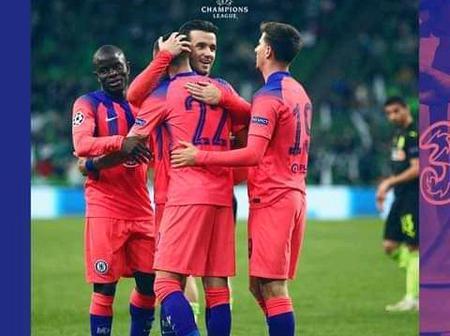 UEFA champions league: Chelsea vs Krasnodar match 4-0. All you need to know.