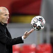 Zidane: nous sommes toujours en vie dans deux compétitions, on peut être heureux d'être en demi-finale