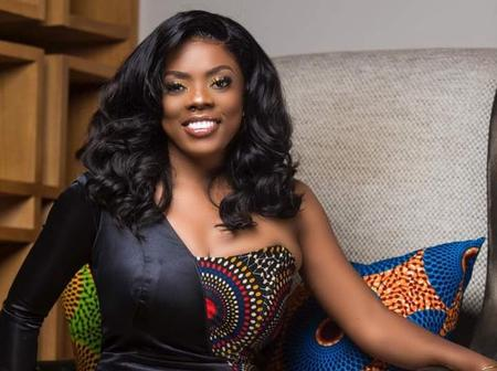 We will Celebrate the Val's Day on Zoom: Ghanaians React to Nana Aba Anamoah's Speculation.