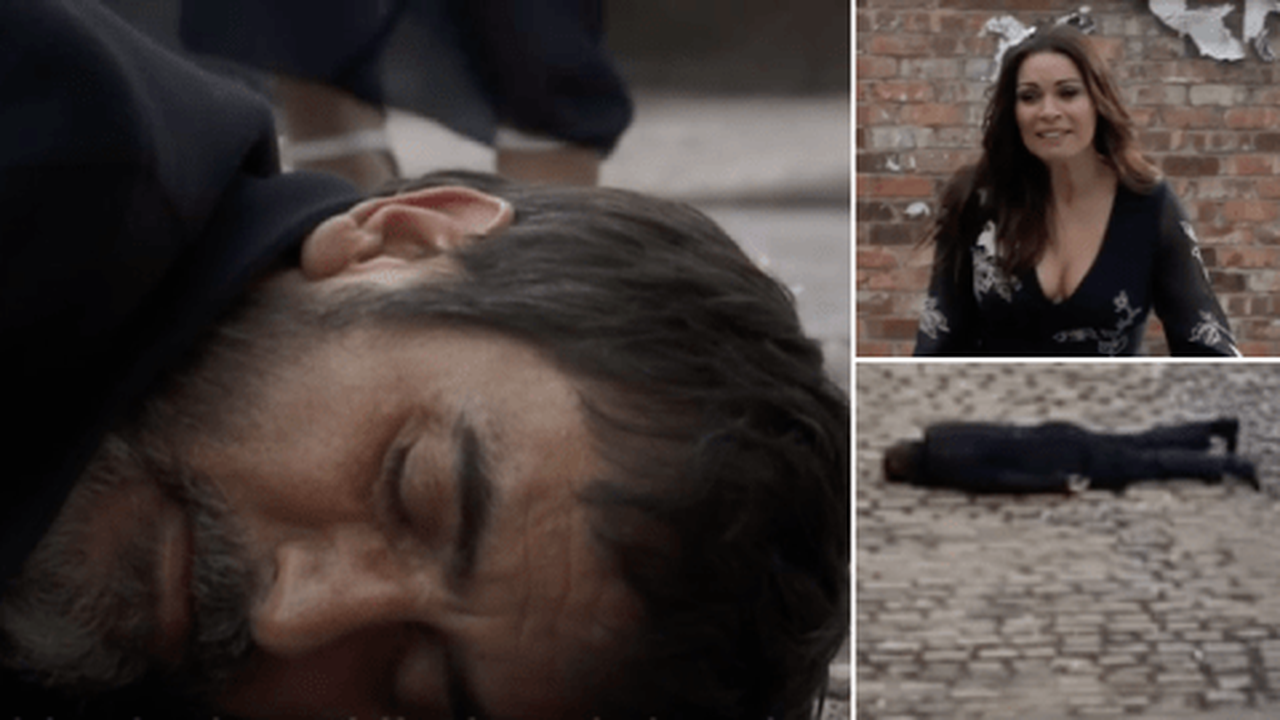 Corrie's Peter dies in tragic scenes after marrying Carla?