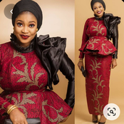 Mothers, Try Out These 50 Attractive Styles Every Mother Might Love To Sew Before Sunday Service