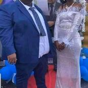 Cape Town Woman Bullied On Social Media For Marrying A Big Zimbabwean Man