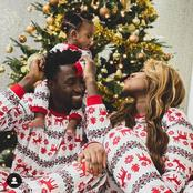 Wilfred Ndidi Celebrates His Wife On International Women's Day