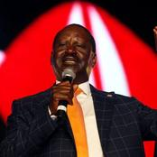 Opinion: Five Reasons Why Raila Will Win 2022 Presidency By Landslide Votes of Over 67%