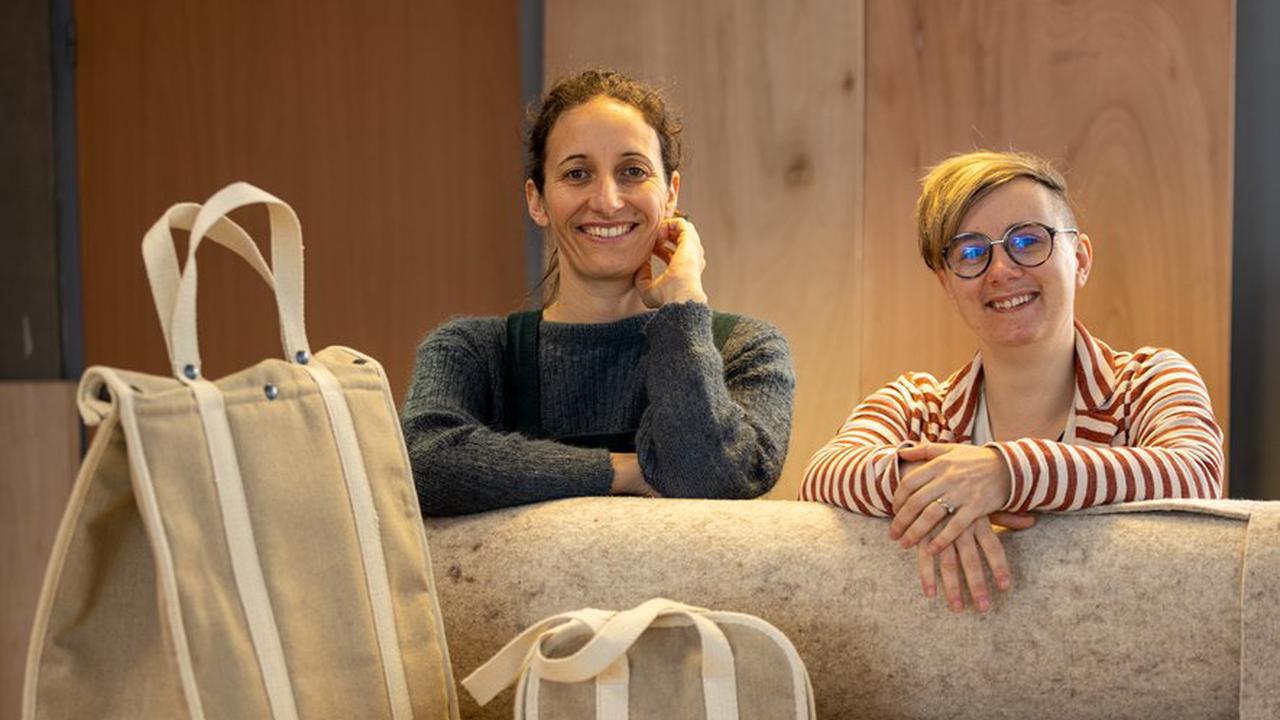 Figeac. Lot : deux créatrices de talent à la tête d'une marque engagée