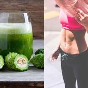Bitter gourd Juice for weight loss