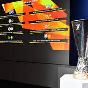 Finally The Europa League Draw is Out