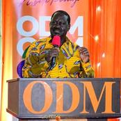 ODM Extends Application Timeline For President Hopefuls In Party's Ticket