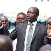 Another Blow to Obado as Luo Council of Elders Takes This Move Leaving Him in a Dilemma
