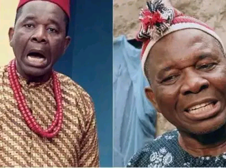 6 Nollywood Actors Who Always Act The Same Role