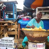 La vieille Diabaté, la vendeuse de bananes qui fait le buzz