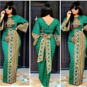 Fashionistas, Check Out These Decent Ankara Styles For You To Rock To Church This Sunday